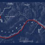 Sta per nascere un anello ciclabile di 100 km nelle Dolomiti