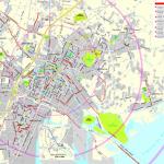 Mestre: mappa ufficiale delle ciclabili