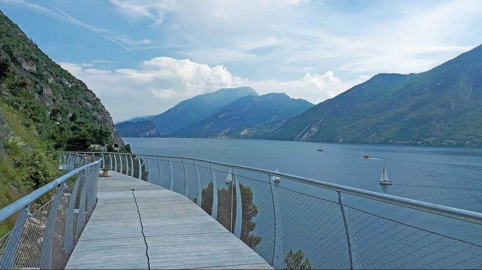 L'anello ciclabile del Garda — Veneto Ciclabile